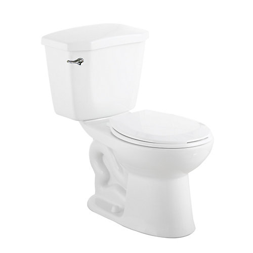 Premier 2-piece 6.0 LPF Single Flush Round 28.86-inch Standard Toilet Bowl in White