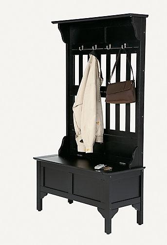 Home Styles Portemanteau Et Banccoffre Home Styles Home Depot Canada - Banc porte manteau