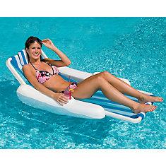 Chaise longue de piscine SunChaser flottante