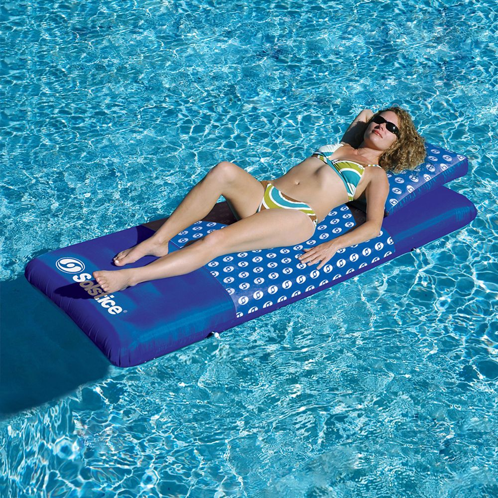 Swimline Designer Mattress 78-inch Inflatable Pool Float