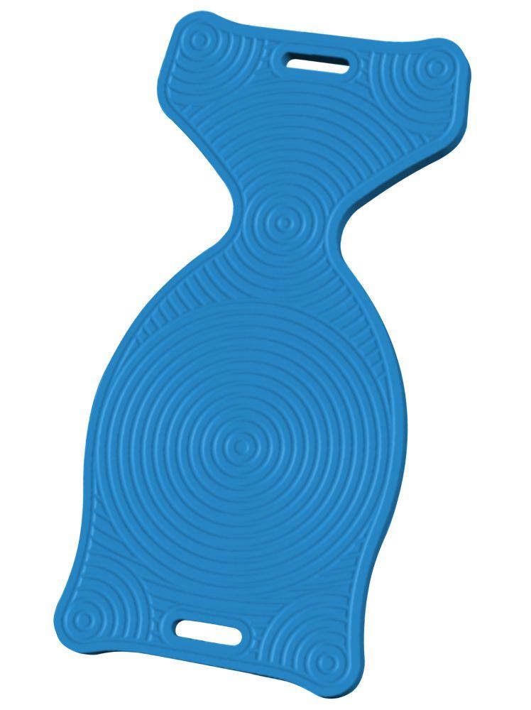 Selle Aqua de piscine flottante - Bleu