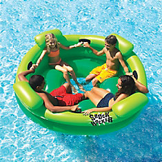 Shock Rocker 75-inch Dia Inflatable Pool Toy