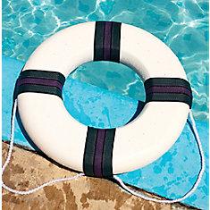 Bouée de sauvetage pour piscines