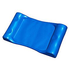 Hamac Aqua de piscine flottant - Bleu