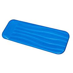 L'attrayant Cool Pool Float 4,5 cm (1.75 po) d'épaisseur - Bleu