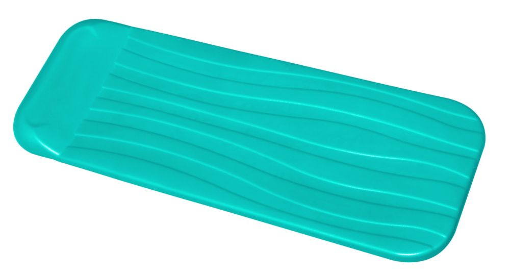 Cool Pool Float - 72 Inches x 1.75 Inches Thick - Aqua