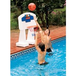 Swimline Jeu de basket ball pour piscine Pool Jam