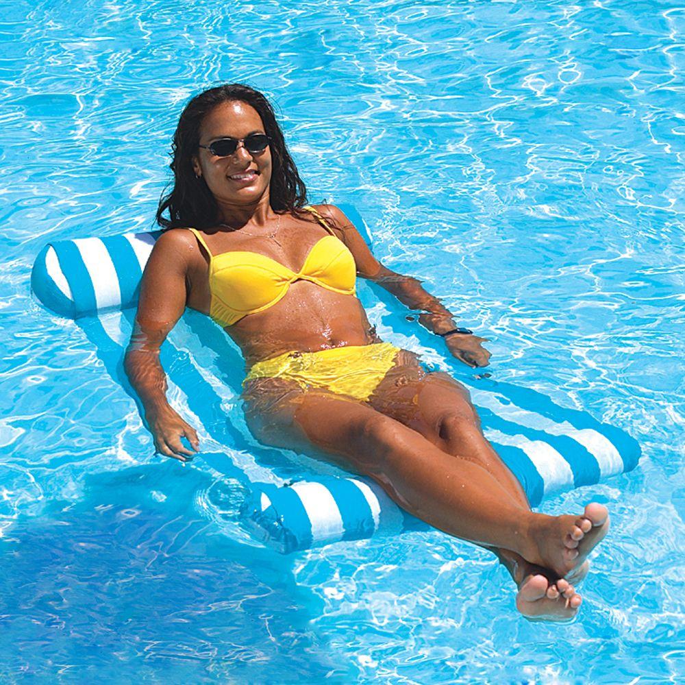 Hamac Premium Water de piscine flottant