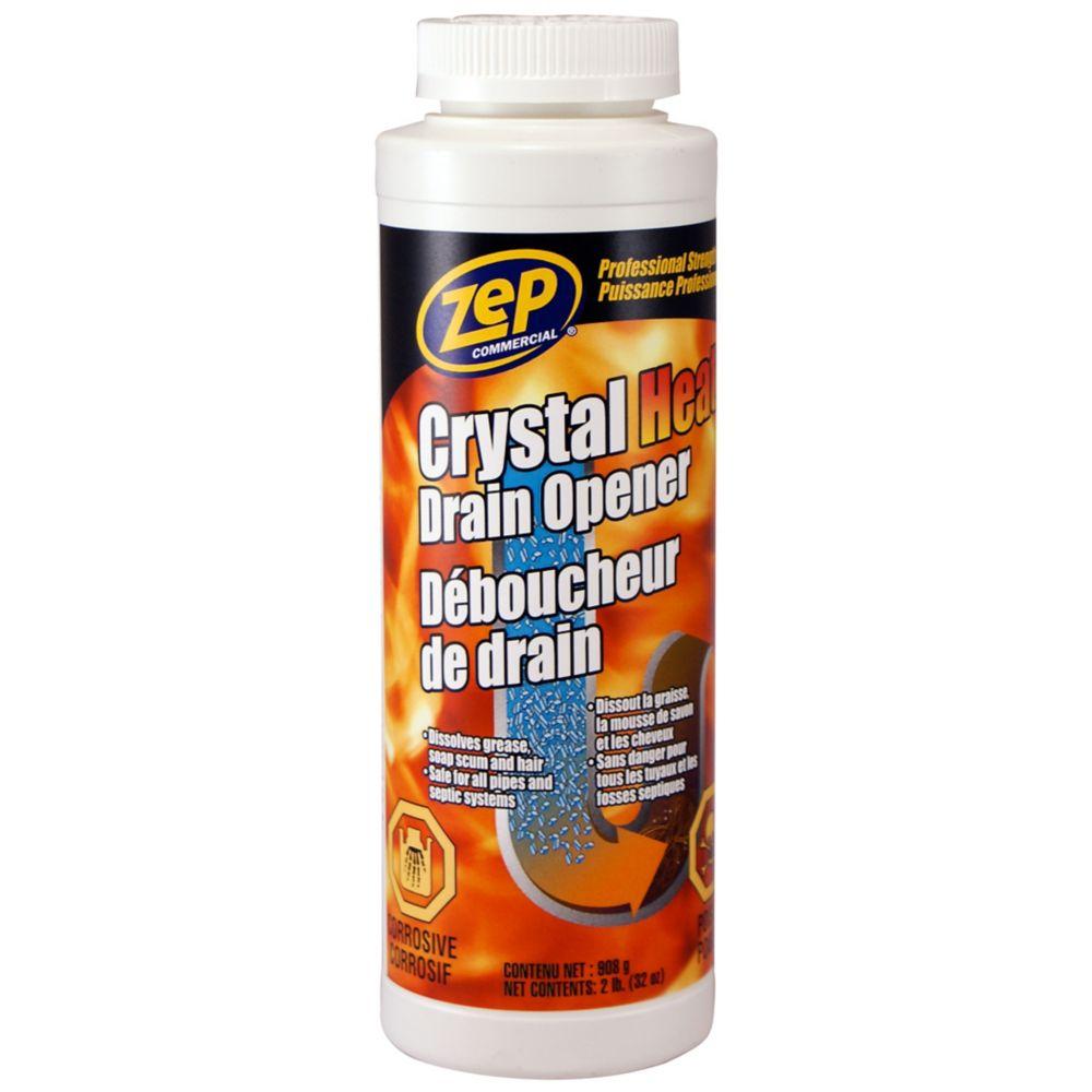 Crystal Heat Drain Opener - 2 Lb