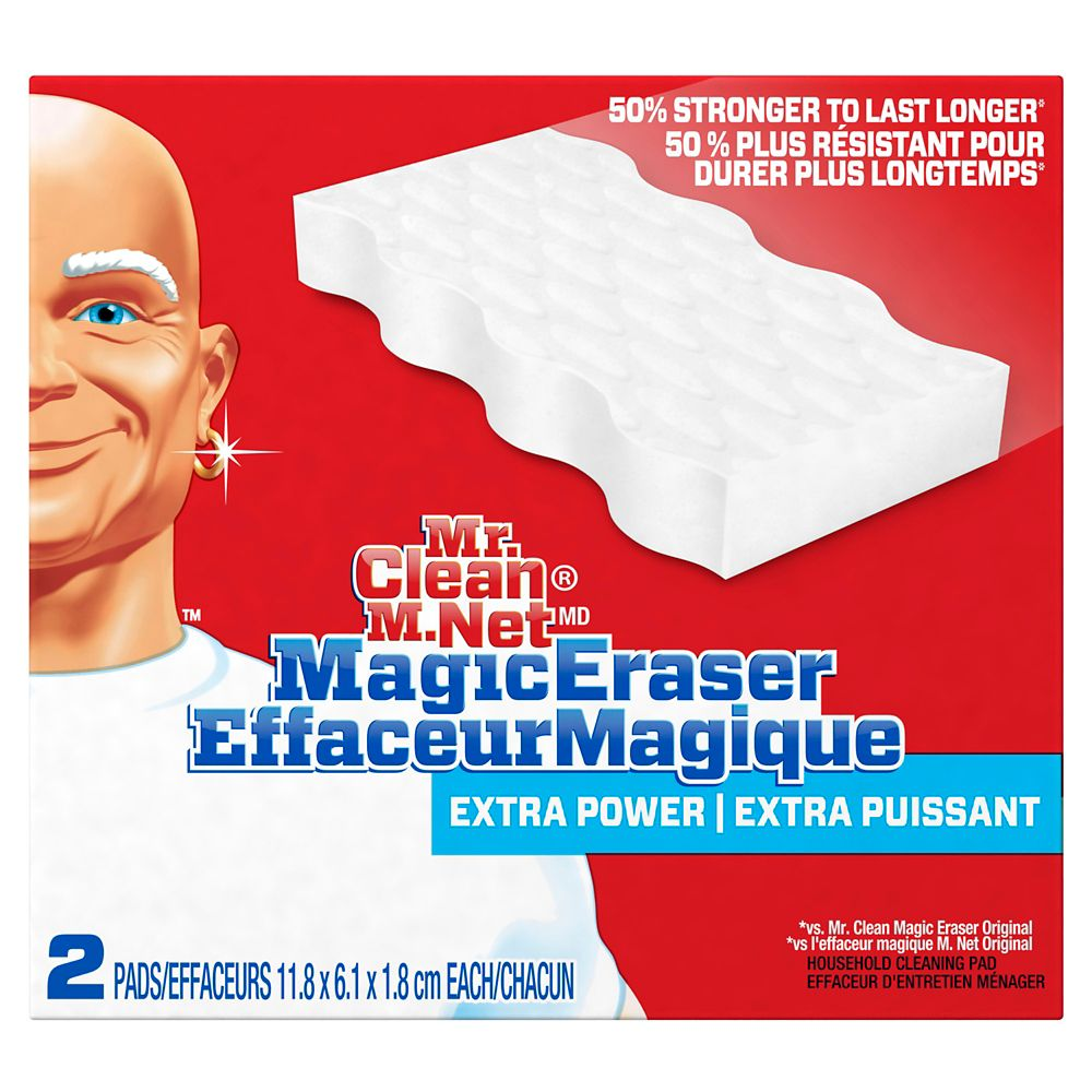 Effaceur magique extra puissant - 2 par paquet