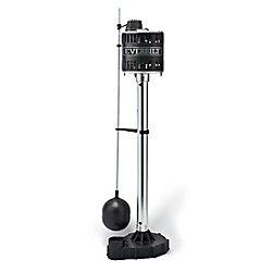 Everbilt 1/2HP Pedestal  Pump, CI
