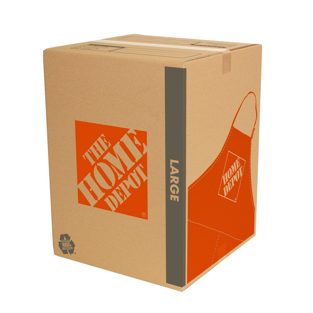 the home depot large moving box the home depot canada