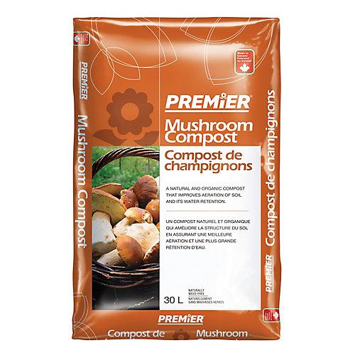 Compost de champignons Premier<sup>®</sup>