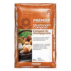 Premier  Mushroom Compost