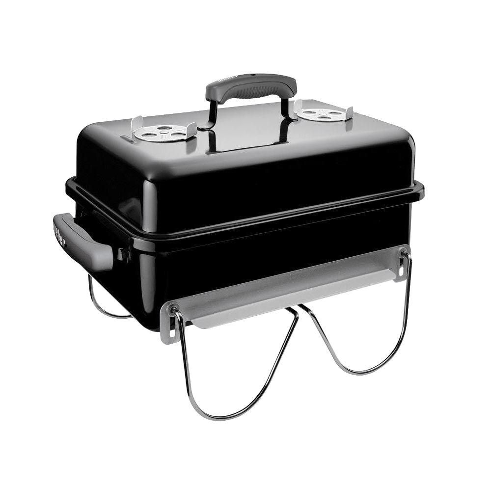 Go-Anywhere Portable Charcoal Barbecue