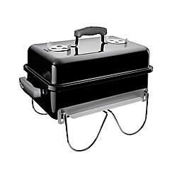 Weber Go-Anywhere Portable Charcoal BBQ in Black