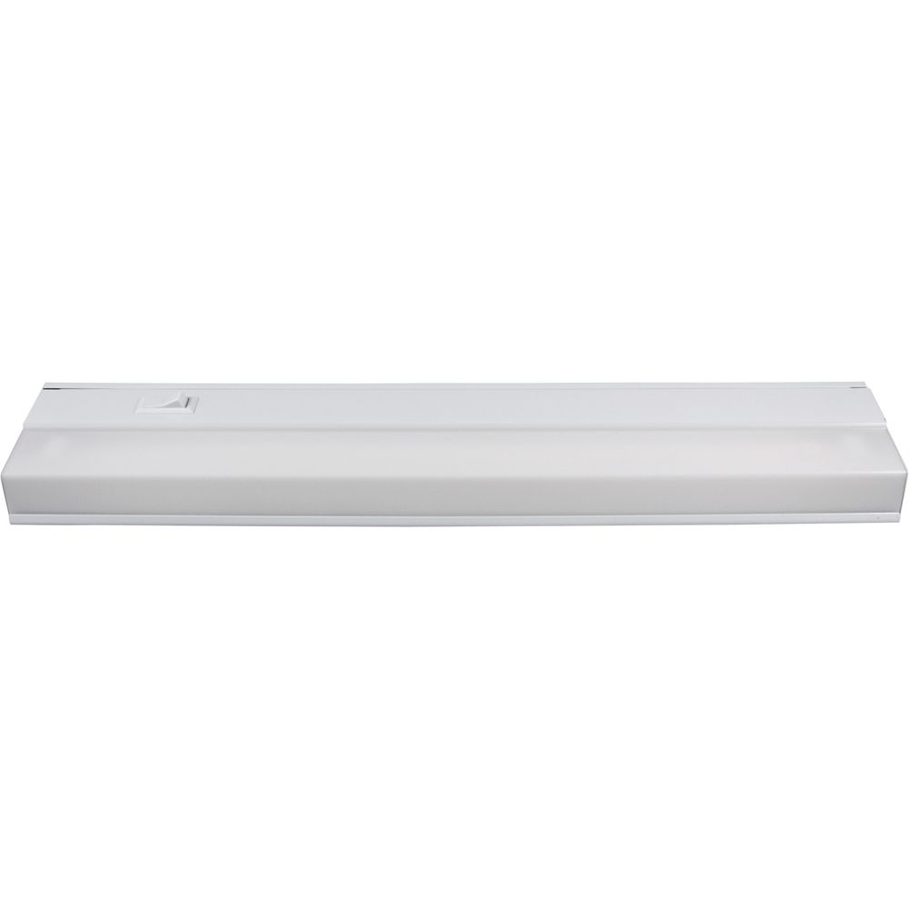 Under Cabinet Fluorescent Light Fixture, Fluorescent - 18 Inches