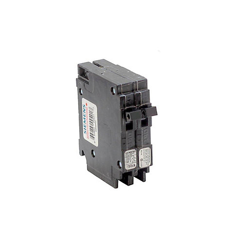20A 1 Pole 120V Twin Type Q Breaker