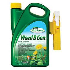 Weed B Gon Suppression Des Mauvaises Herbes, 2L Pret a l'usage