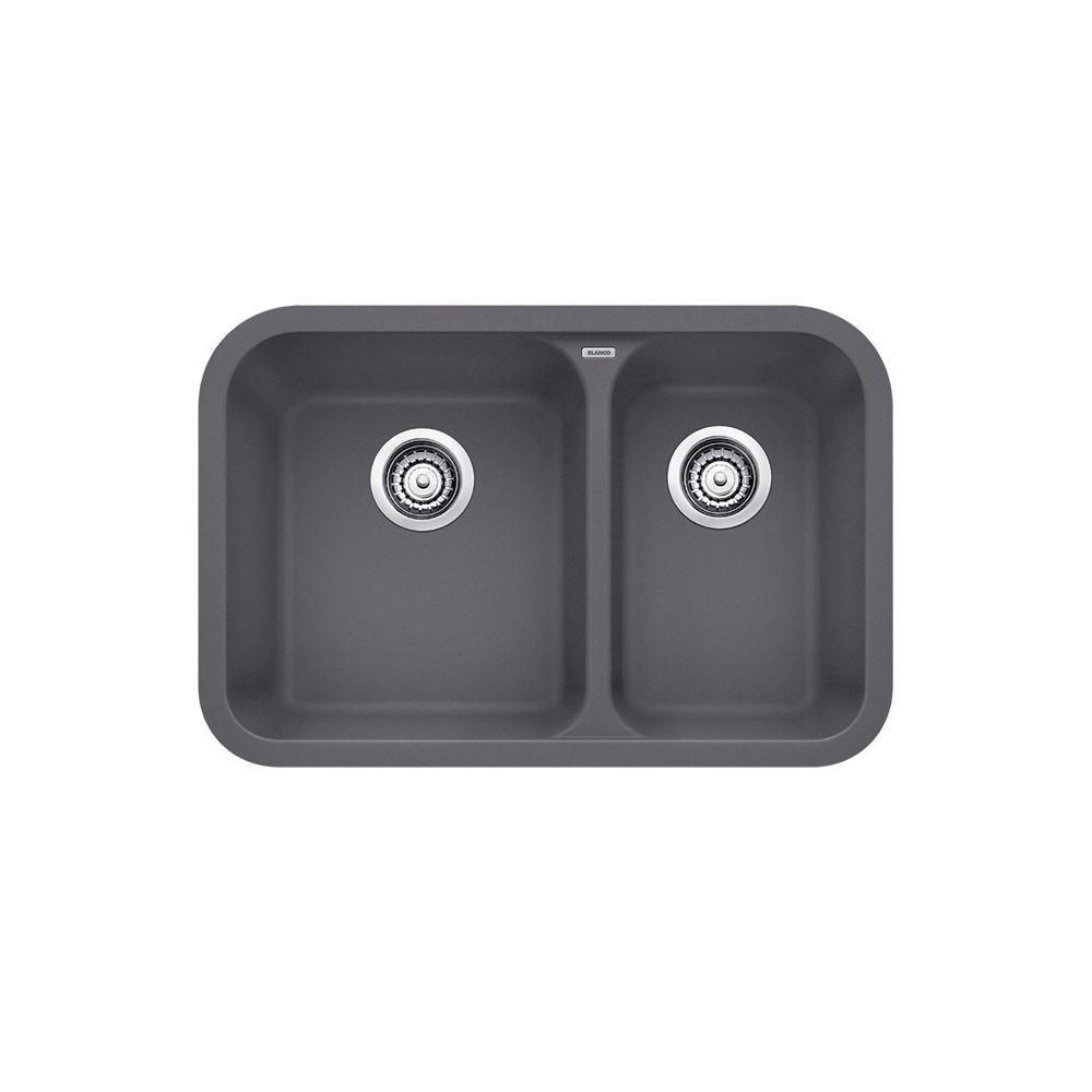 Vision U 1.5 Cinder Silgranit Sink CDN