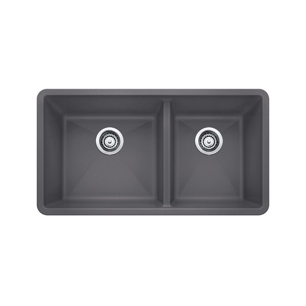 Blanco Stainless Steel Top Mount Kitchen Sink, 3-Hole | The Home ...