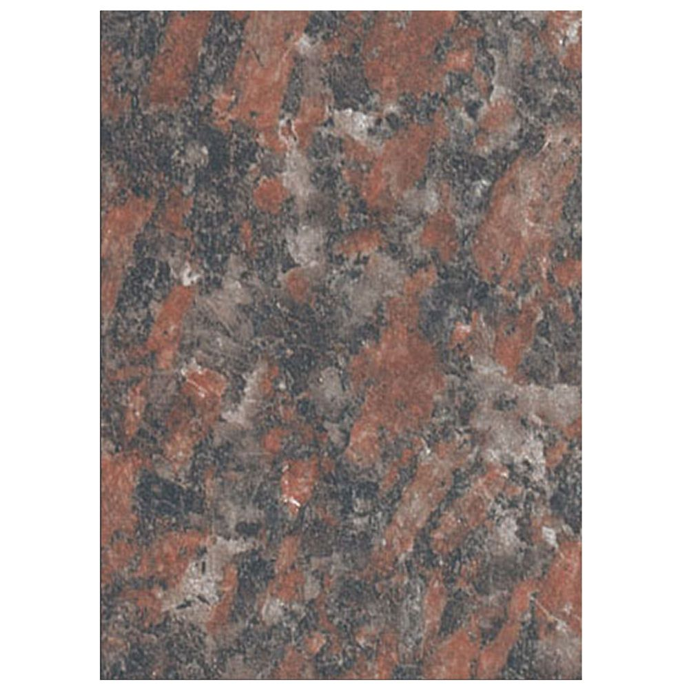 Granite Countertop Prices Home Depot Canada : Belanger Laminates Inc 3917-46 Rosso Granite The Home Depot Canada