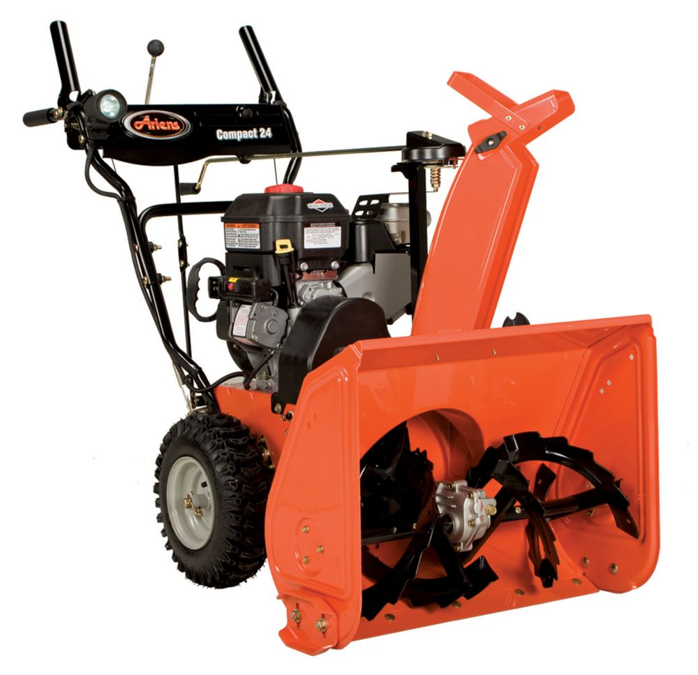 Ariens Compact 24 Inch Two Stage Sno-Thro - Reconditioned