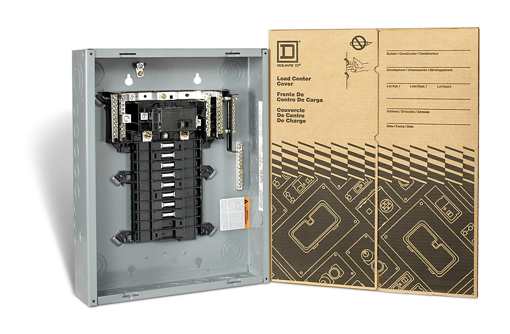 Old Square D Fuse Box - Wiring Diagrams
