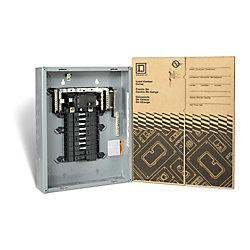 Square D 60 Amp Main Breaker Only Loadcentre with 16 Spaces, 32 Circuits Maximum