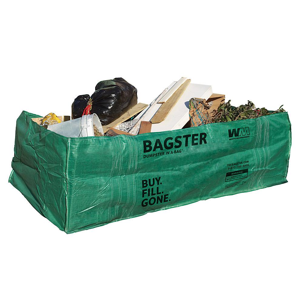 Conteneur En Sac Bagster de Waste Management