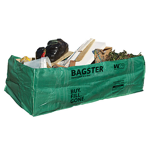 Bagster 1500 kg Capacity Construction Waste Disposal Bag