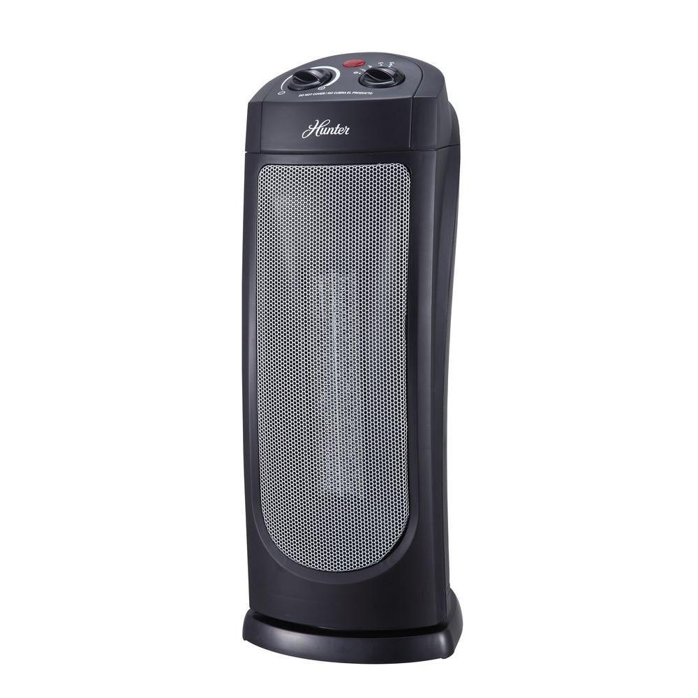 Radiateur Oscillant en Céramique avec Thermostat