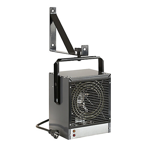 Garage/Workshop Heater, Grey