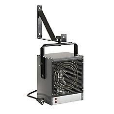 Garage/Workshop Heater, Grey
