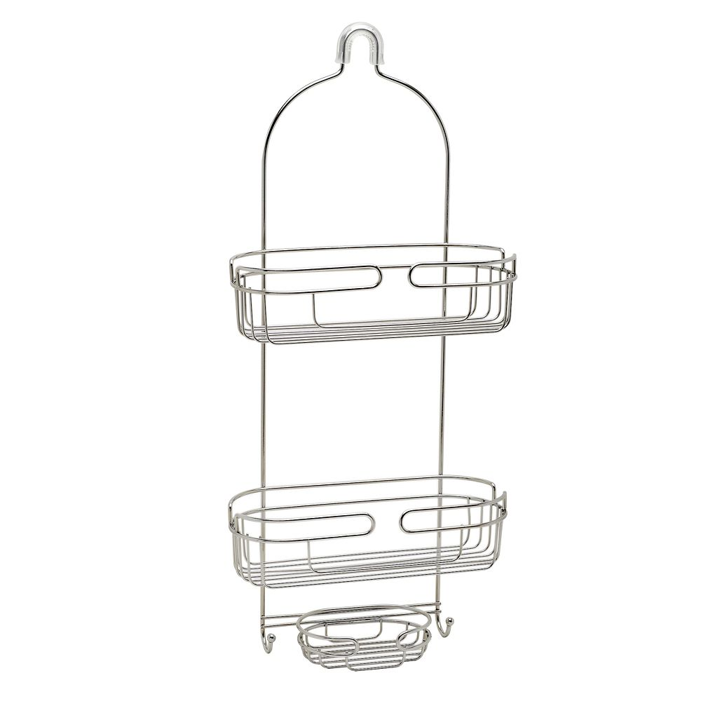 Shower Head Caddy - Stainless Steel
