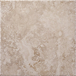 Eliane Lancaster Sand 12-inch x 12-inch Glazed Porcelain Floor & Wall Tile -( 14.53 Sq. ft. / Case)