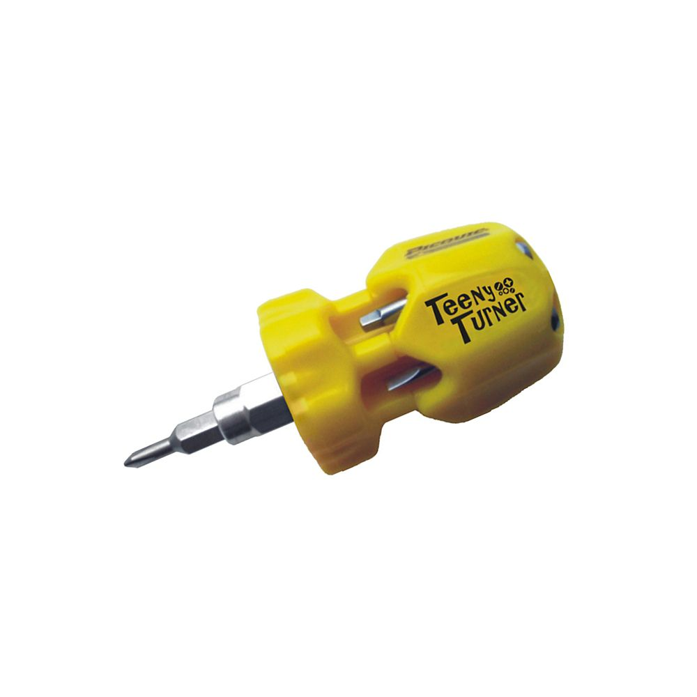 picquic teeny turner microbit screwdriver the home depot canada. Black Bedroom Furniture Sets. Home Design Ideas
