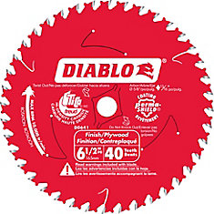 Diablo Fine Finishing Blade 6-1/2 Inch