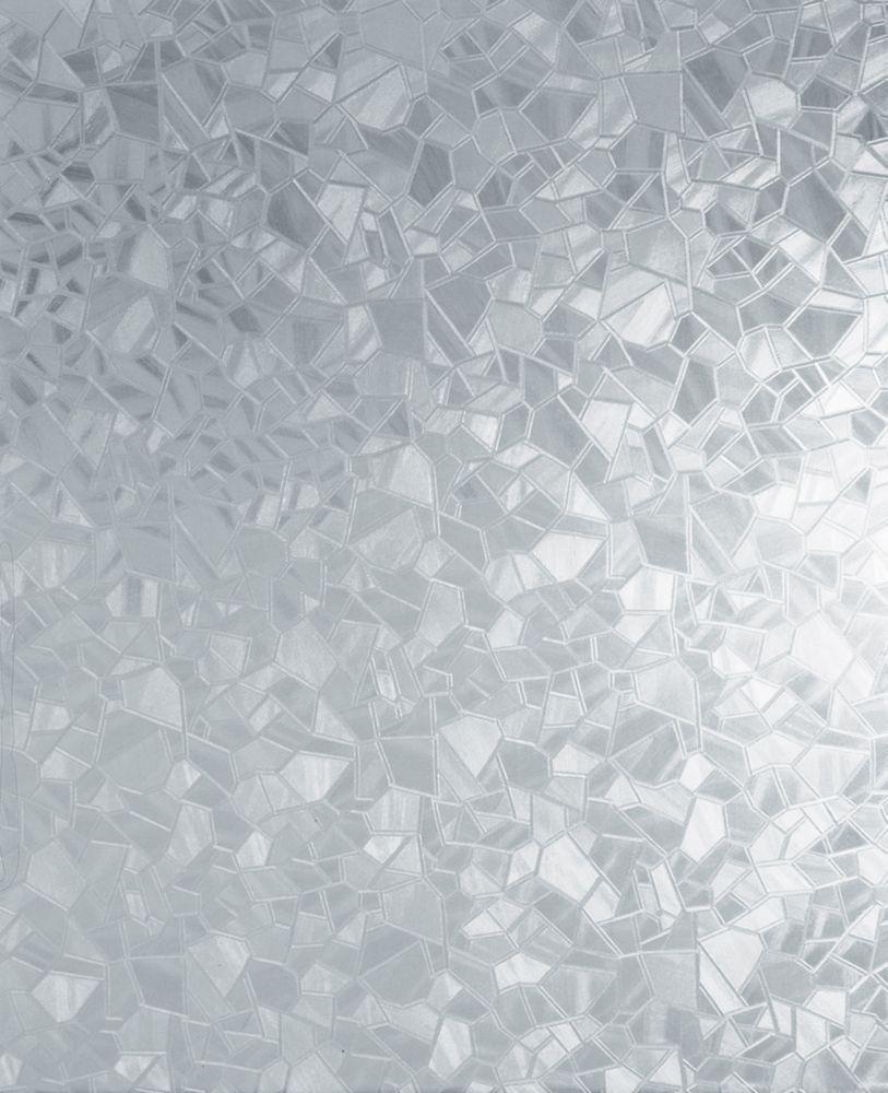 Window Transparency Film -Mosaic