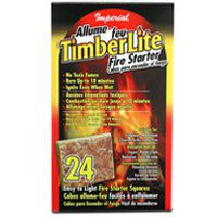TIMBERLITE Firestarter Sq /12