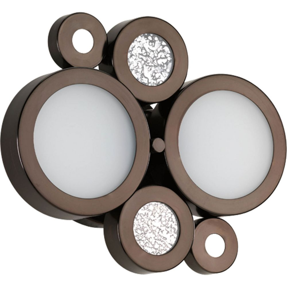 Bingo Collection 2 Light Venetian Bronze Bath Light