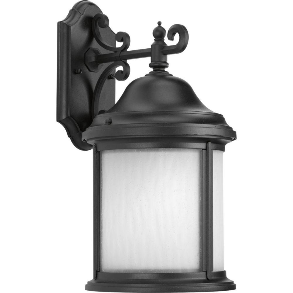 Ashmore Collection 1 Light Black Wall Lantern