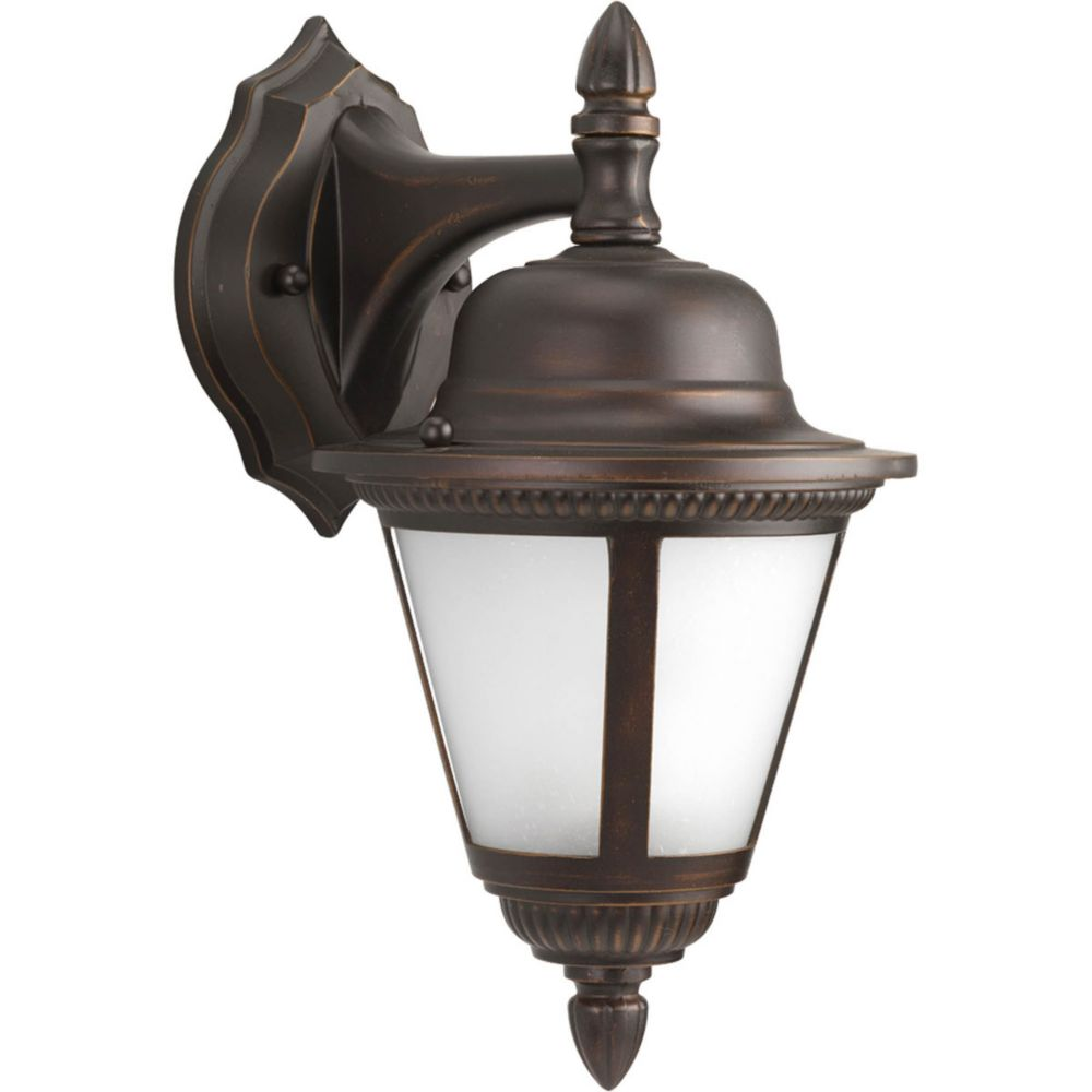 Westport Collection 1 Light Antique Bronze Wall Lantern