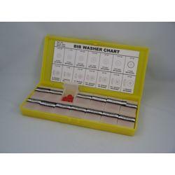 Jag Plumbing Products Standard Red Bib Washer Assortment Kit