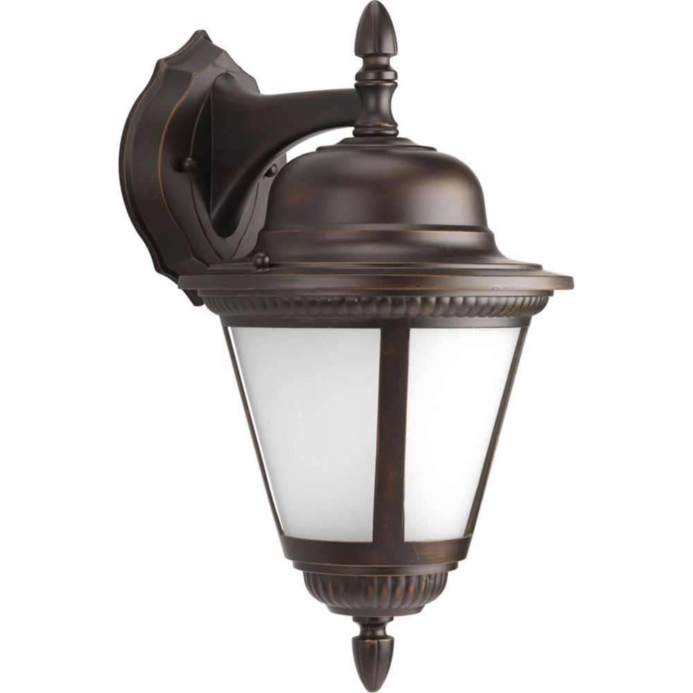 Westport Collection 1- Light  Antique Bronze Wall Lantern