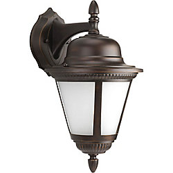 Progress Lighting Westport Collection 1- Light  Antique Bronze Wall Lantern