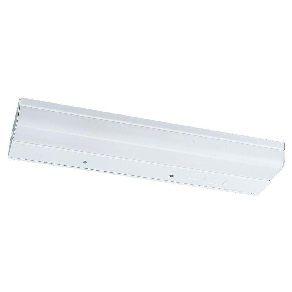 36 Inches White Undercabinet Fixture