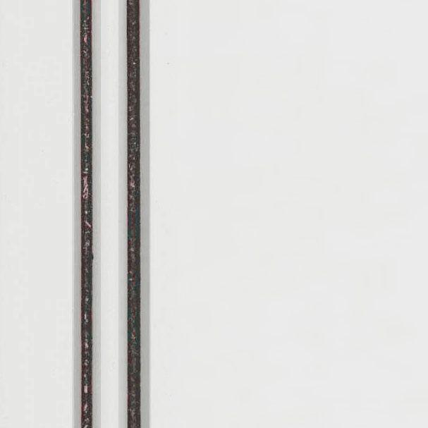 """Plaquette Echantillon Couleur - 3 1/4""""  x 4 7/8"""" - Blanc Opaque GL Détaillé Chocolat"""