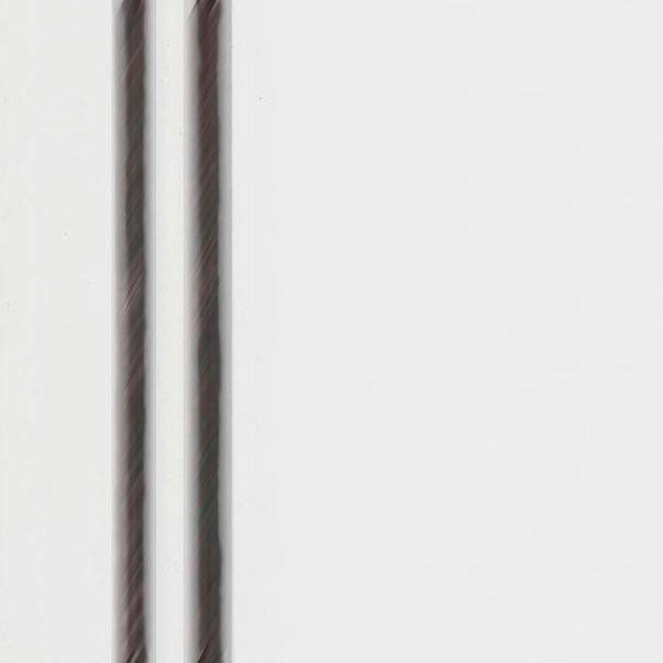 """Plaquette Echantillon Couleur - 3 1/4""""  x 4 7/8"""" - Blanc Opaque GL Essuyé Chocolat"""