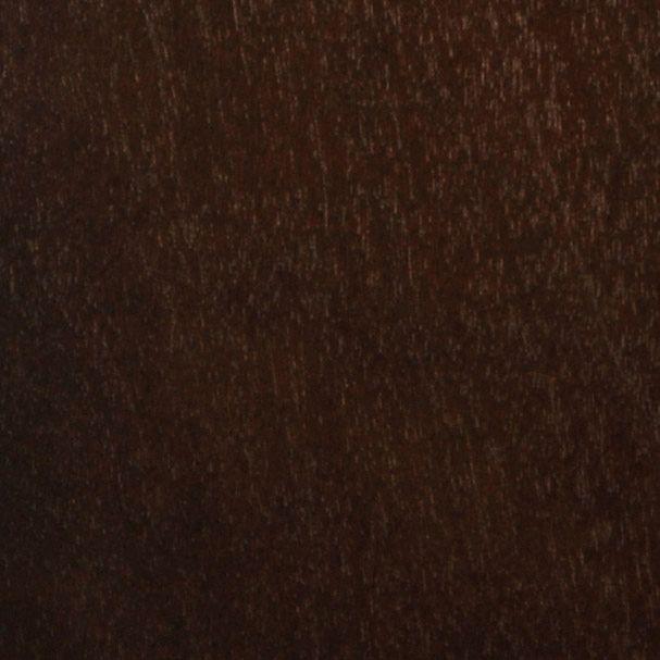 """Plaquette Echantillon Couleur - 3 1/4""""  x 4 7/8"""" - Merisier - Brun Choco"""
